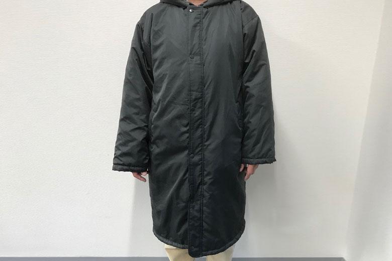 ロケ用レンタル備品「ベンチコート」