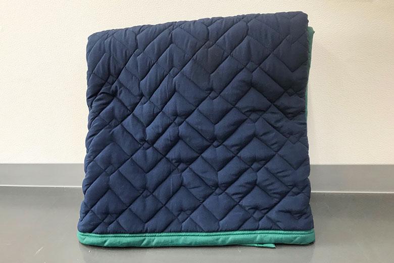 ロケ用レンタル備品「養生毛布」