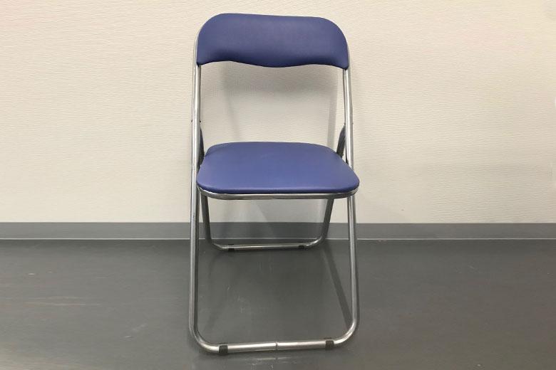ロケ用レンタル備品「パイプ椅子」